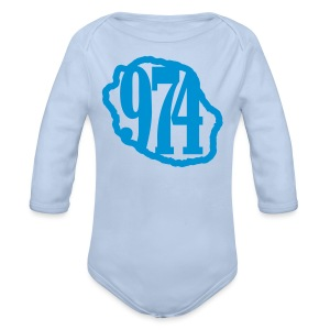 974 Classic - Body bébé bio manches longues