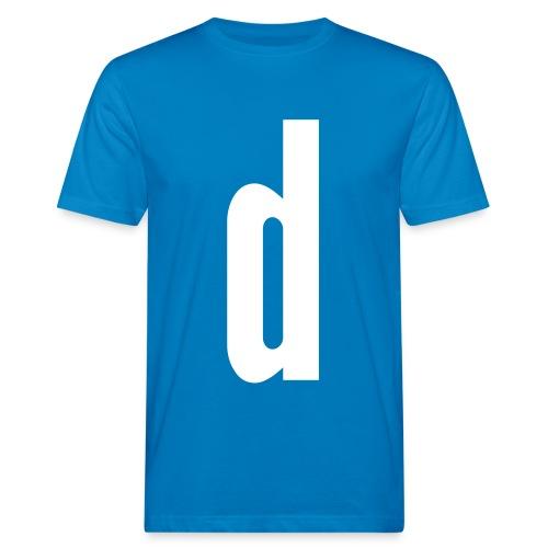 d - Männer Bio-T-Shirt