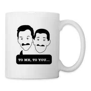 Chuckle Brothers - Mug for Movember - Mug