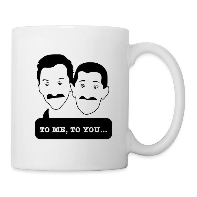 Chuckle Brothers - Mug for Movember