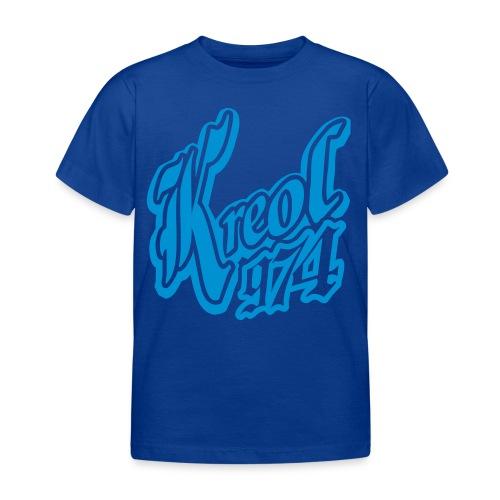 Kreol 974 Tropikal - T-shirt Enfant