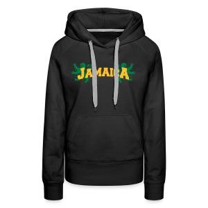 Jamaica - Sweat-shirt à capuche Premium pour femmes