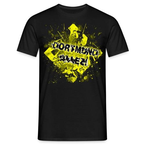 T-Shirt Dortmund Allez! - Männer T-Shirt