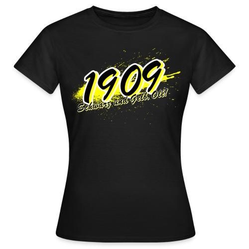 T-Shirt 1909 - Frauen T-Shirt