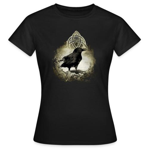Puccilicious Dark T-Shirt Raven - Frauen T-Shirt