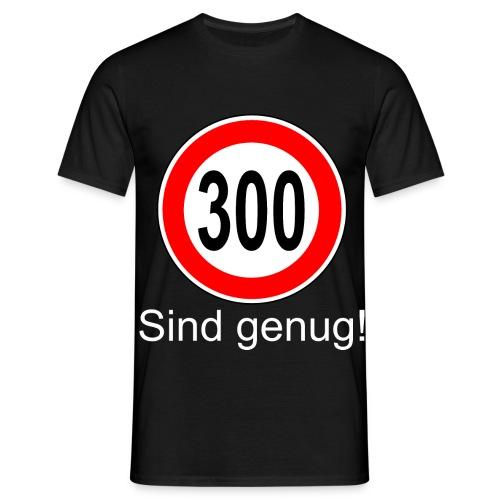 T-Shirt 300 - Männer T-Shirt