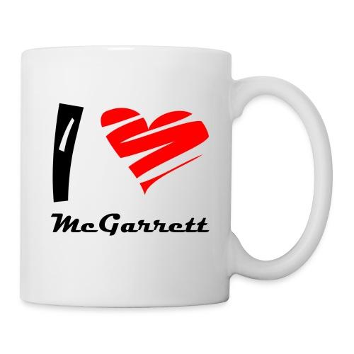 Tasse McGarrett - Mug blanc