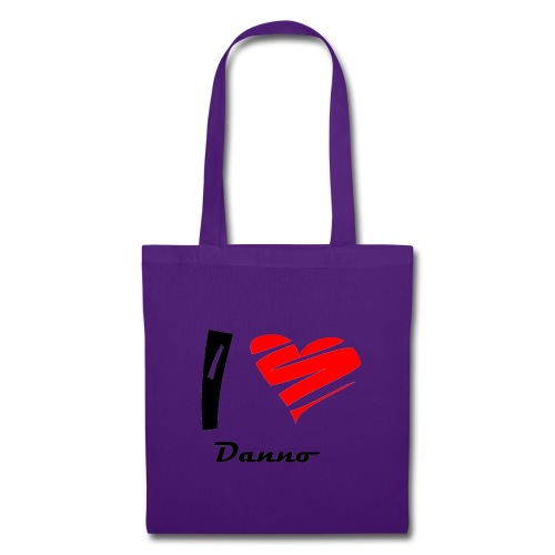 Sac en tissu Danno - Tote Bag