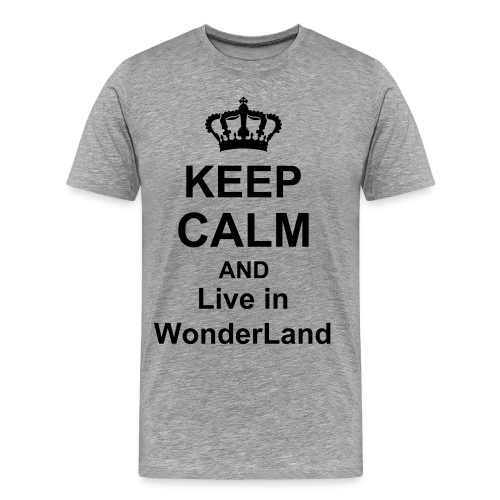 WonderShirt - Herre premium T-shirt