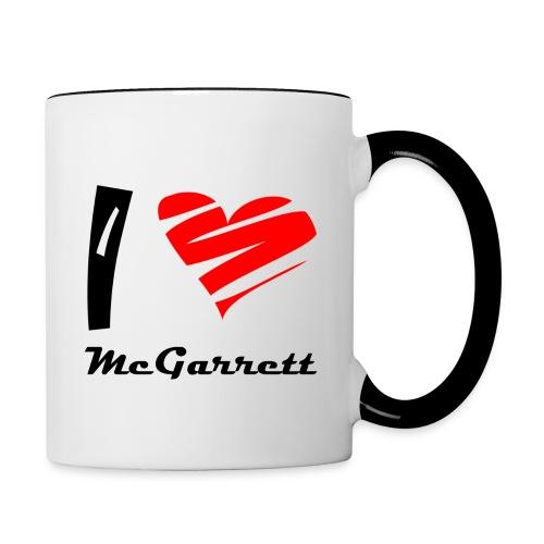 Tasse bicolore McGarrett - Mug contrasté