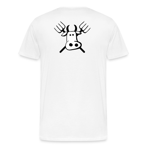 Schlagsahne gefällig?! - Männer Premium T-Shirt