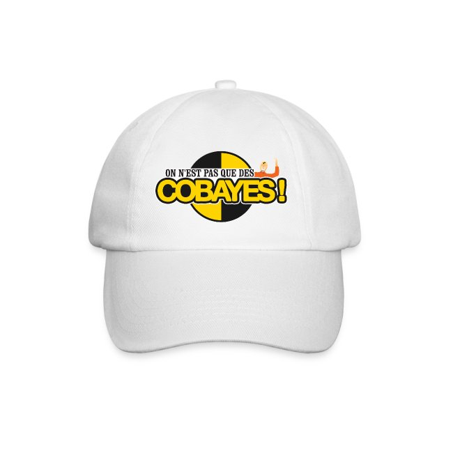 Casquette Cobayes