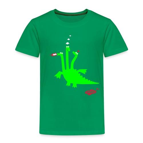 Drache JuLiUs - Kinder Premium T-Shirt