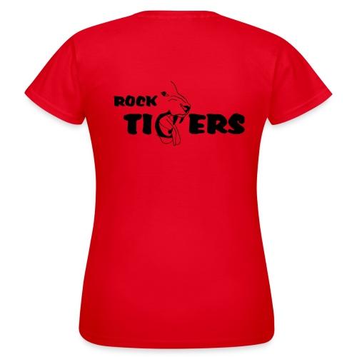 T-Shirt, Girls (schwarzer Druck) - Frauen T-Shirt