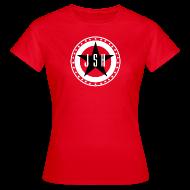 T-Shirts ~ Women's T-Shirt ~ JSH Logo #13-bw