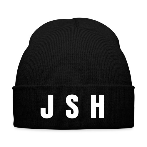 JSH Hat Logo #7-w - Winter Hat