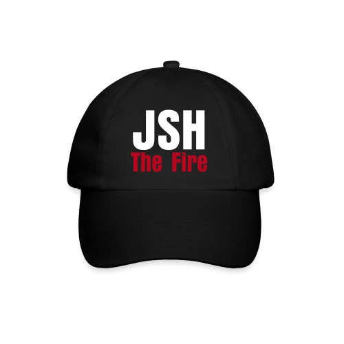 JSH Cap Logo #7-w The Fire - Baseball Cap