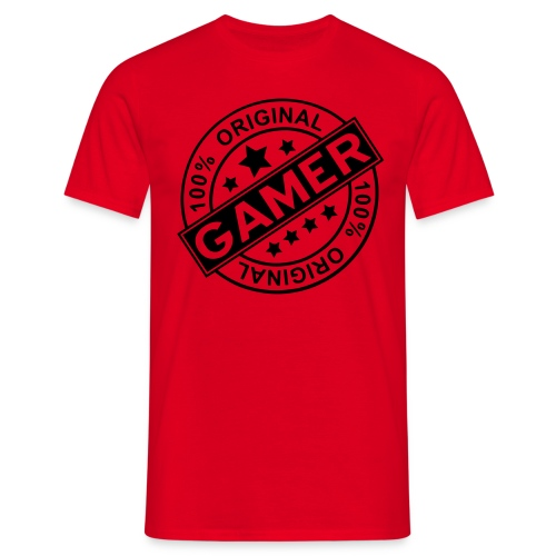 ICDV gamer t-shirt - Maglietta da uomo