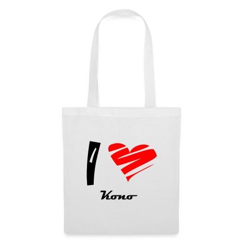Sac en tissu Kono - Tote Bag