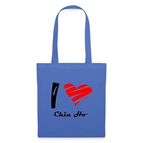 Sac en tissu Chin - Tote Bag