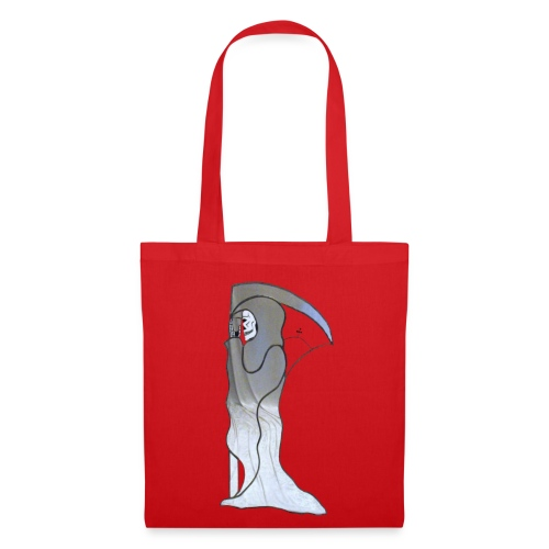 Grim and the Grave - Tote Bag