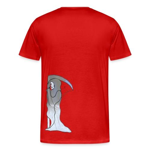 Grim and the Grave - Men's Premium T-Shirt