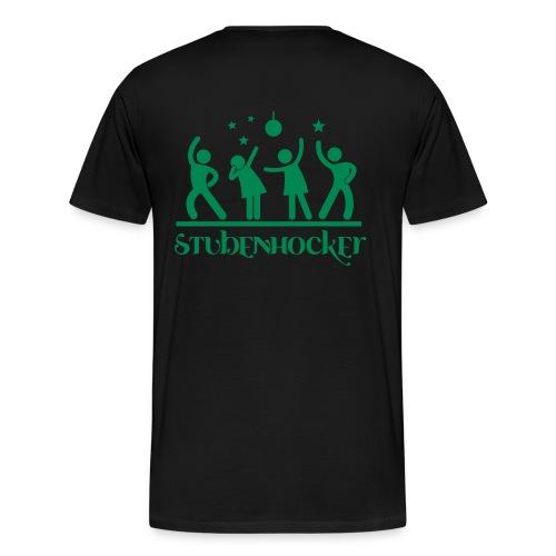 Männer T-Shirt Klassisch schwarz - Männer Premium T-Shirt