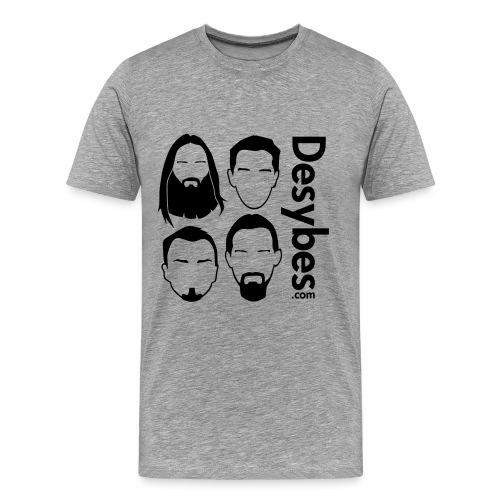 Portraits - T-shirt Premium Homme