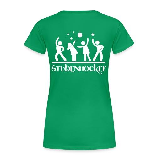 Frauen T-Shirt Klassisch grün - Frauen Premium T-Shirt