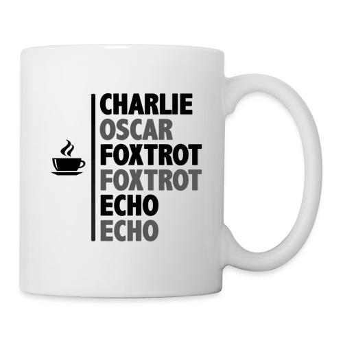 Mug - Charlie Oscar