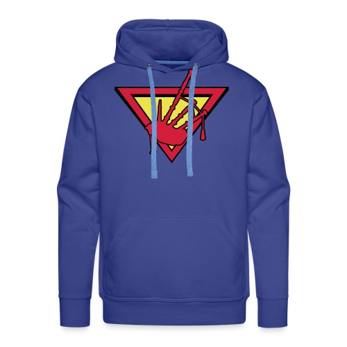 Piper of Steel - Guyz - Men's Premium Hoodie