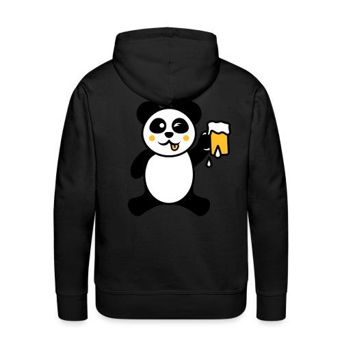 Teddy bear F.U.C Sweatshirt - Herre Premium hættetrøje