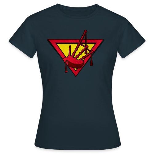 Super Piper - Girlz - Women's T-Shirt