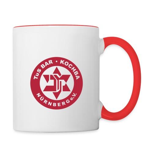 Kaffeehaferl Vali - Tasse zweifarbig
