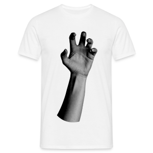 The hand - T-shirt Homme