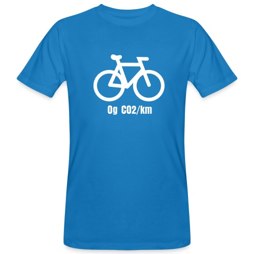 0g CO2/km - T-shirt bio Homme