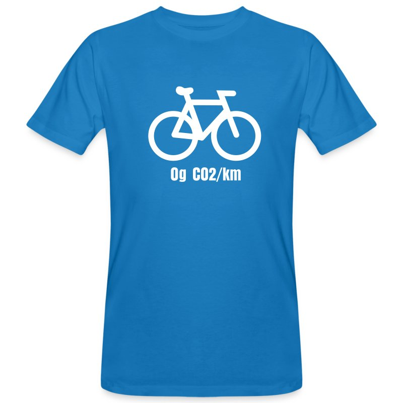 Og CO2/km - T-shirt bio Homme