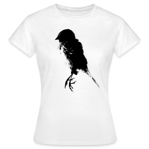 The bird is dead - Girl  - T-shirt Femme