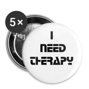PIN THERAPY - Spilla piccola 25 mm