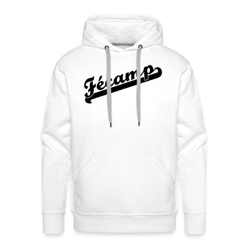 Sweat Fécamp - Sweat-shirt à capuche Premium pour hommes