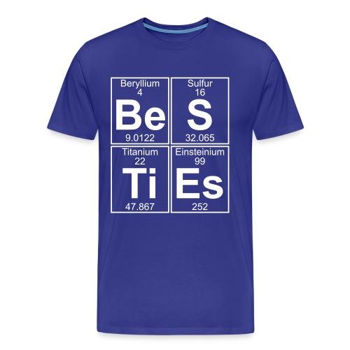 Be-S-Ti-Es (besties) - Full - Men's Premium T-Shirt