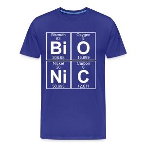 Bi-O-Ni-C (bionic) - Full - Men's Premium T-Shirt