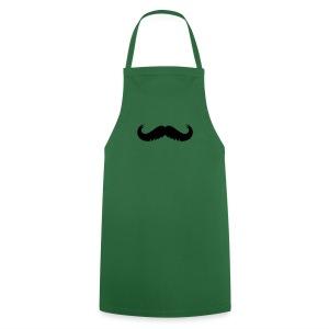 Tablier moustache de jardinier personnalisé - Tablier de cuisine