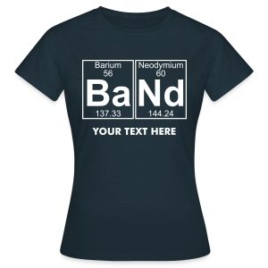 Ba-Nd (band) - Full - Women's T-Shirt