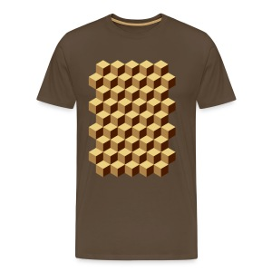 Tunbridge Ware T-Shirt - Men's Premium T-Shirt
