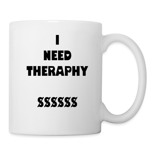 THERAPY MUG - Tazza