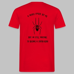 T-shirt homme (man) Spider - Men's T-Shirt