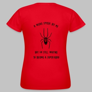 T-shirt femme (woman) Spider - Women's T-Shirt