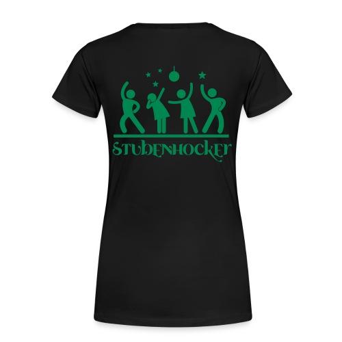 Frauen T-Shirt Klassisch schwarz - Frauen Premium T-Shirt