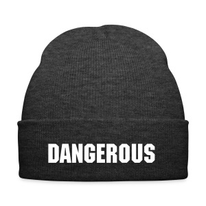 Bonnet Tenue Dangerous by Street Records - Bonnet d'hiver